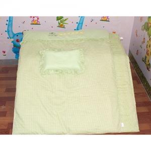 贝比佳/幼儿园全棉六件套/荷塘月色图片