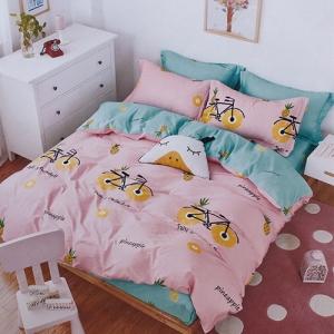 贝比佳/居家纯棉四件套/菠萝蜜图片