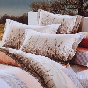 贝比佳/贡品蚕丝棉四件套/丰收季节 1471图片
