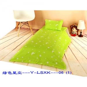 贝比佳/幼儿园全棉六件套/绿色星空---Y-LSXK--06图片