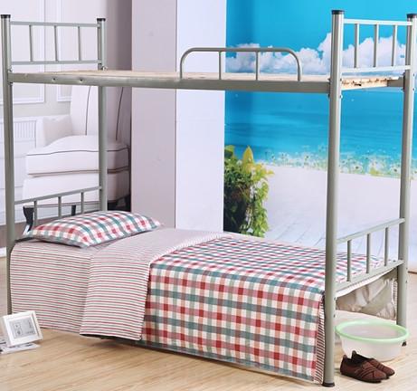 贝比佳学生宿舍纯棉三件套床单被褥单人床被套大学寝室16款花色图片