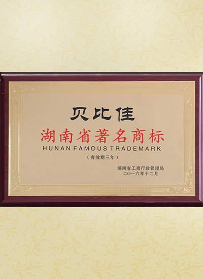 湖南省著名商标图片